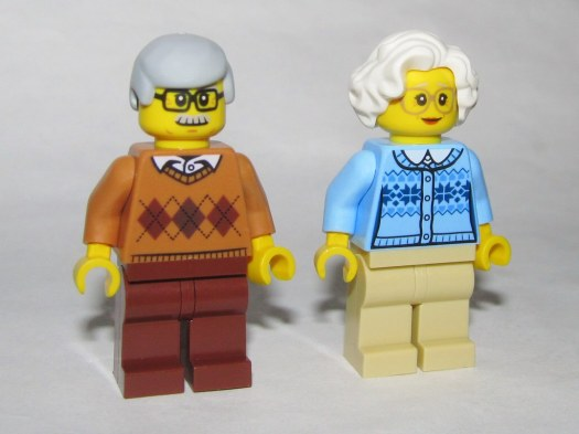 LEGO Senior Citizens from set 60134 by Pest15